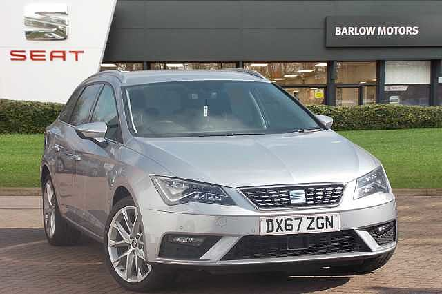 SEAT Leon ST (2016) 1.4 TSI XCELLENCE Technology 125 PS