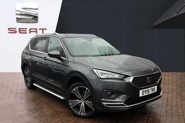 SEAT Tarraco 2.0TSI (190ps) Xcellence First Ed Plus SUV